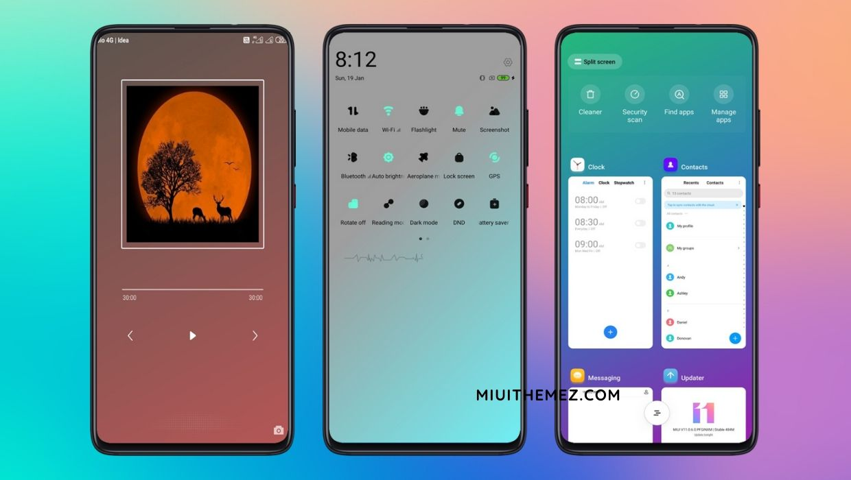 Your Mind MIUI Theme