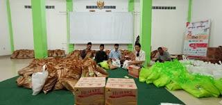 500 Paket Smbako Siap Di Salurkan Oleh PCNU Kota Cirebon