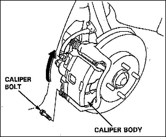'96 Acura Integra; Variable knocking while braking