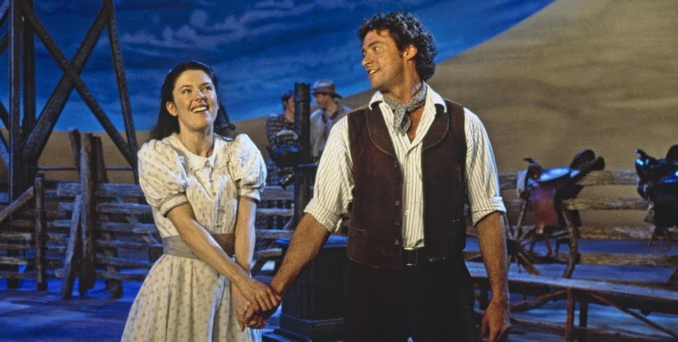 origem teatro musical Oklahoma!