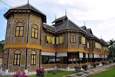 Muzium Diraja Perak, Istana Kenangan