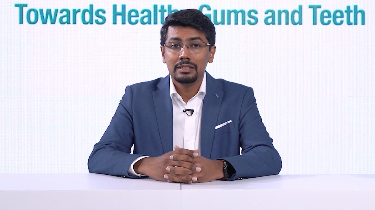 Dr. Renukanth A/L Patabi Cheta Raman, Pakar Klinikal Periodontik di Pusat Pakar Pergigian Kuala Lumpur.