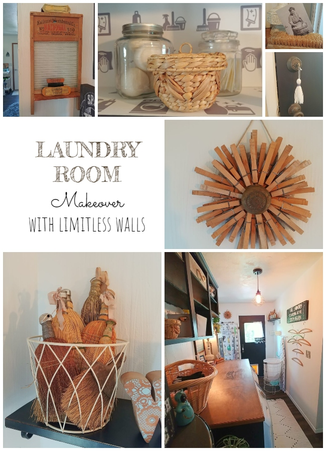Laundry Room Makeover - The Details
