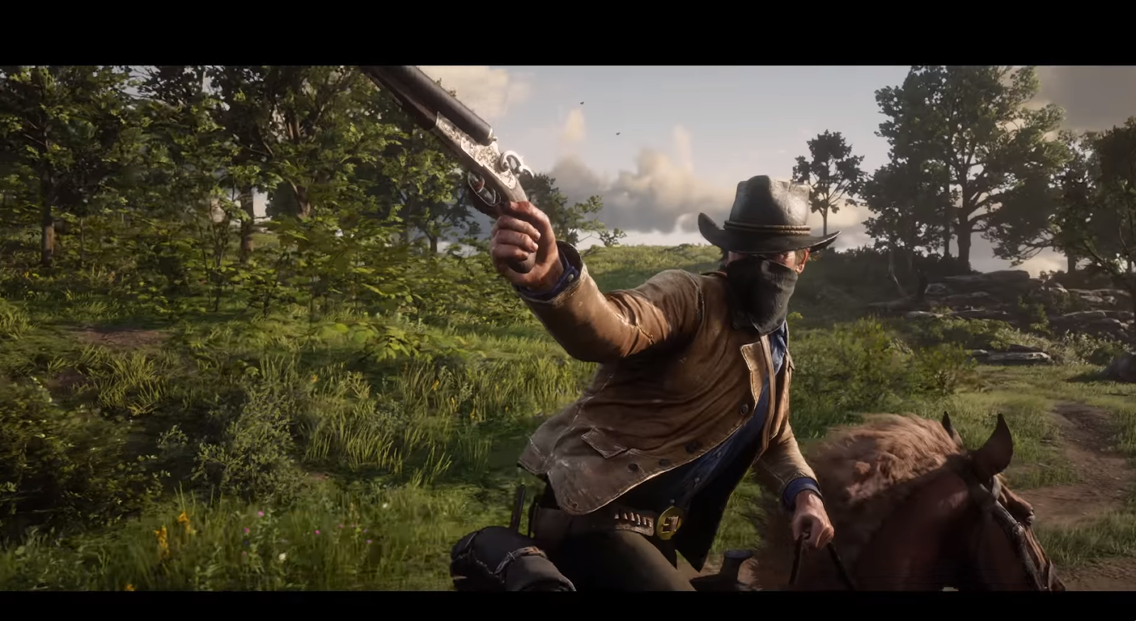 Red Dead Redemption 2 (PC): confira o trailer de lançamento - GameBlast