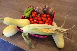 Wednesday Harvest