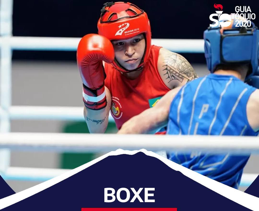 Como funciona o boxe na Olimpíada