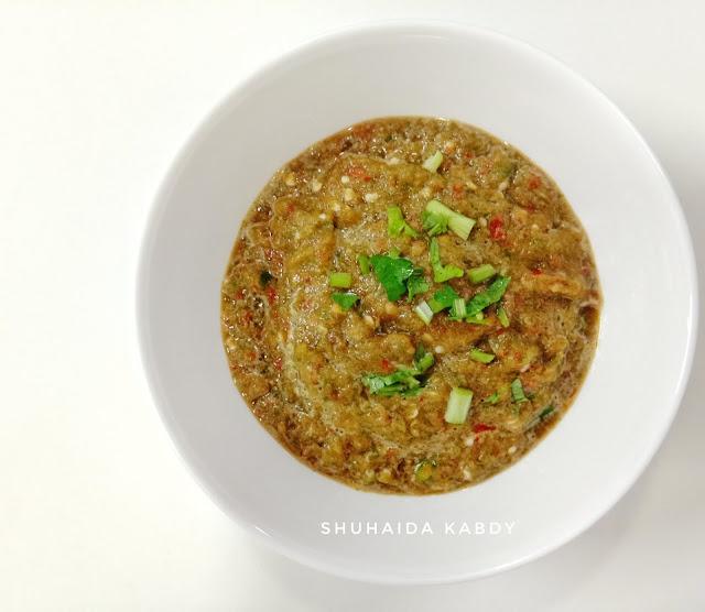 Resepi Sambal Ala Thai