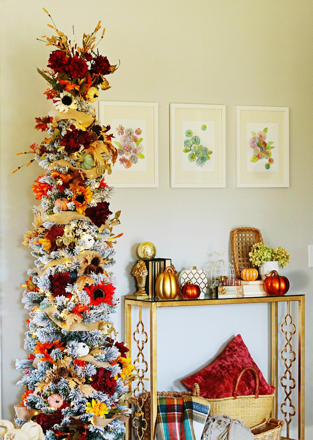 fall-harvest-decorating-tree-sunnydell-decorating-decor-homemaking