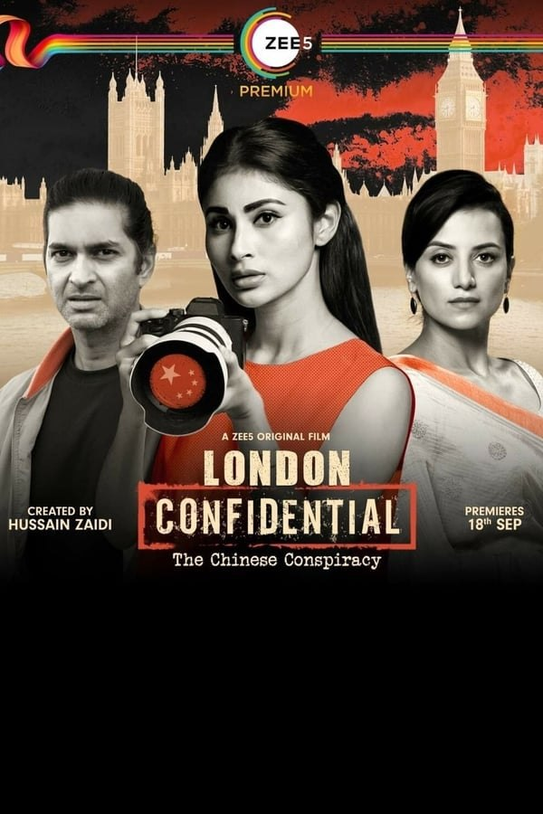 London Confidental (2020) 480p 720p 1080p Web-DL Hindi | Zee5 Movie