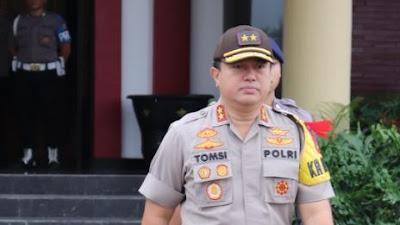 Kompolnas Apresiasi Kinerja Kapolda Banten Irjen Pol Tomsi Tohir