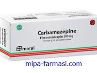Carbamazepine - Kegunaan. Dosis, Efek Samping