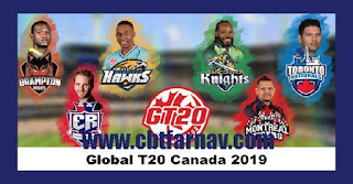 Global 20 Canada Edmonton Royals vs Brampton Wolves 16th Match Prediction Today