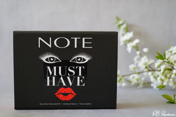 Note Beauty Must Have Gift Kit
