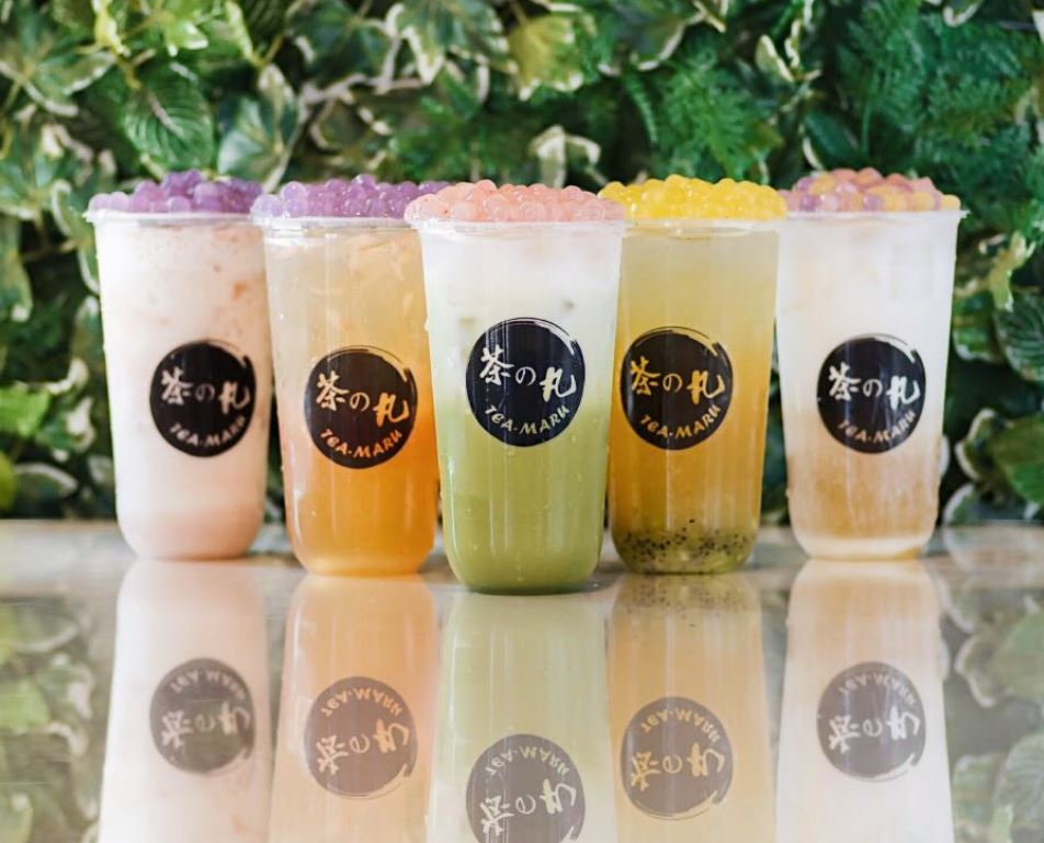 Aug 10 | Handmade Boba Shop Offers BOGO Free @ Tea Maru - San Gabriel