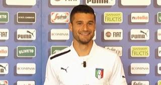 Antonio Candreva fidanzato