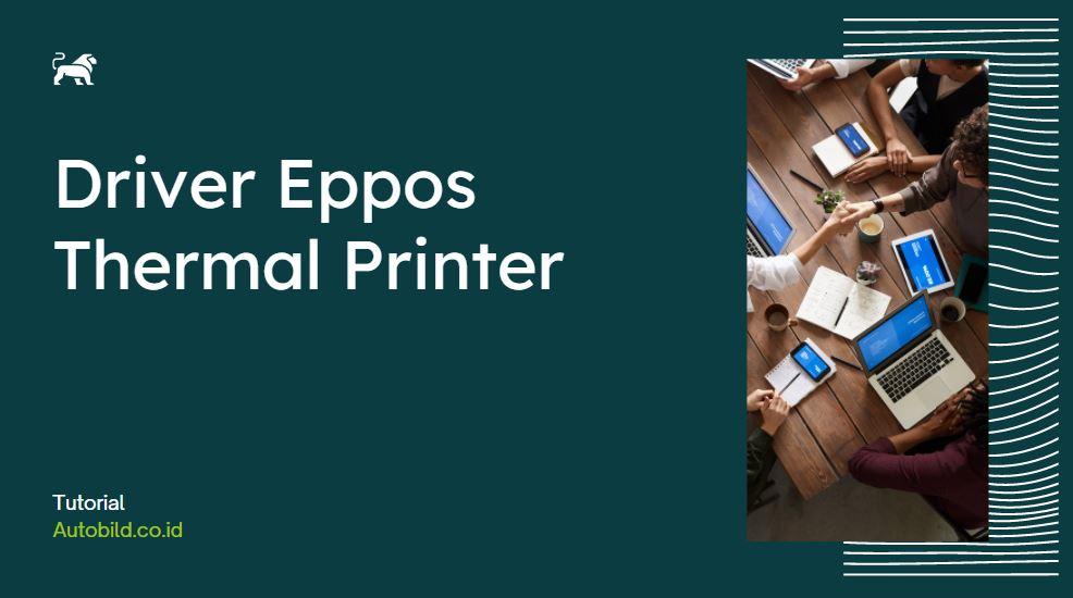 Driver Eppos Thermal Printer