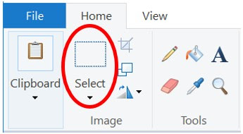 Select Tools