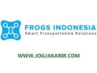 Loker Jogja September 2021 di PT Inovasi Solusi Transportasi Indonesia (Frogs Indonesia)