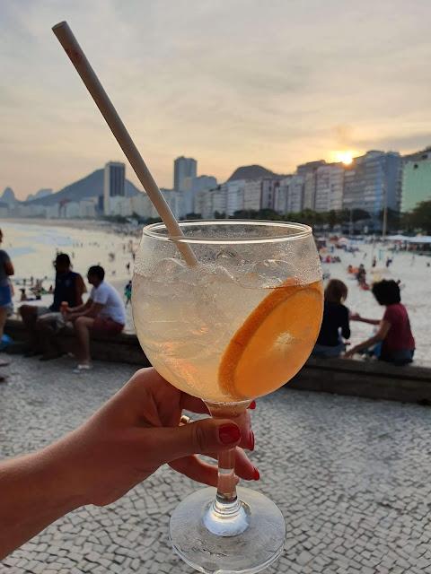Blog Apaixonados por Viagens - O que fazer no Rio - Leme - Caminho dos Pescadores