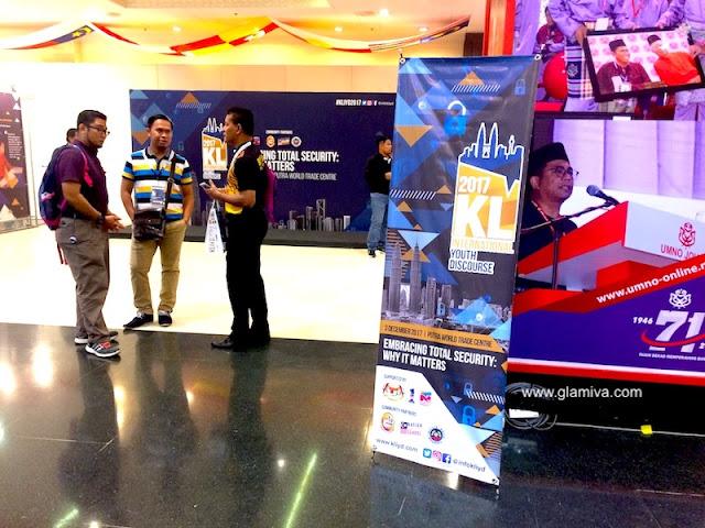 Kuala Lumpur International Youth Discourse 2017 registration