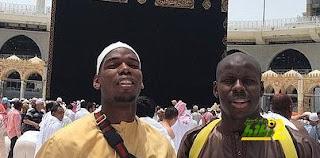اعتناق الاعب الكبير بوجبا للاسلام
