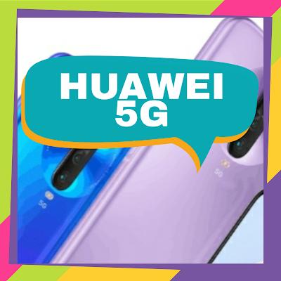 Huawei se prépare à lancer un téléphone avec les réseaux cellulaires  5G