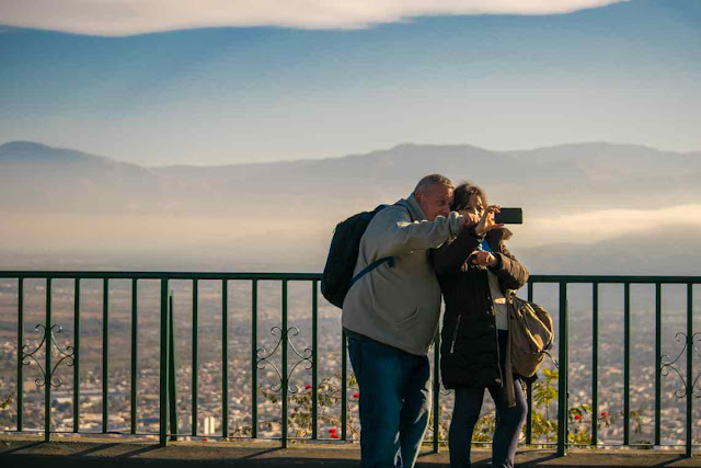 San Bernardo Hill - Salta