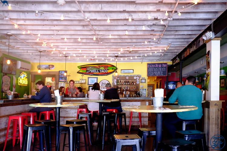 Le Chameau Bleu - Restaurant à Patchogue Swell Taco  - Adresses sur Long Island New York