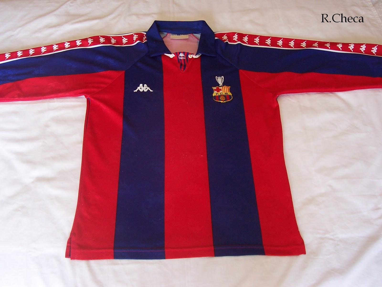 9f58b3218d Mi Colección de Camisetas del Barça  octubre 2009