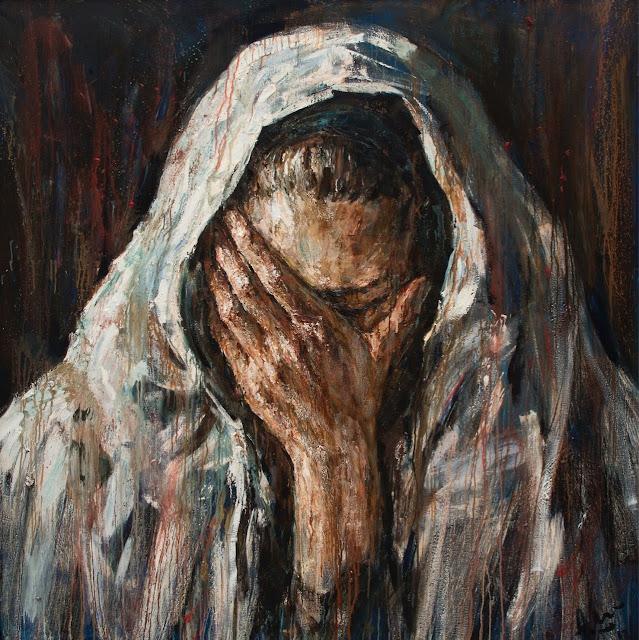 Anatoly Shumkin - Mourning