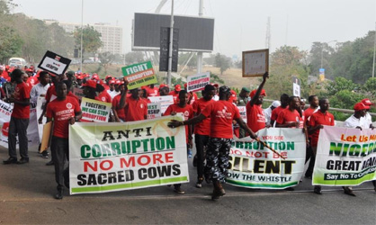 Magu begs Nigerians saying,Let's eradicate corruption for a better Nigeria (see full details)