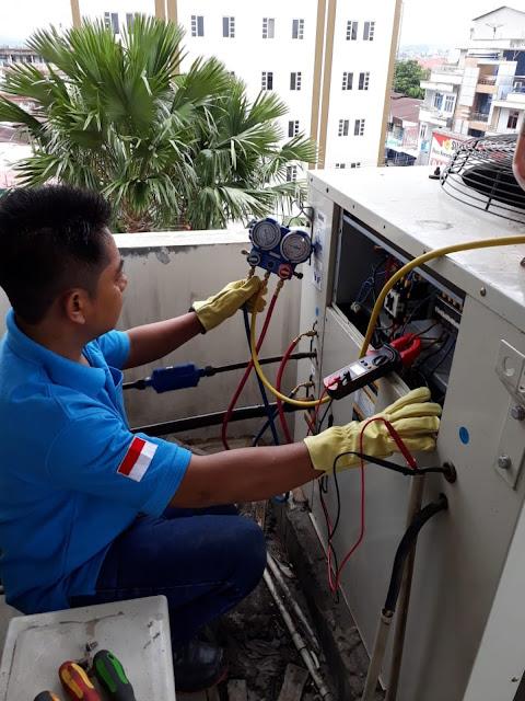 Jasa Pasang & Service AC di Samarinda, Kalimantan Timur