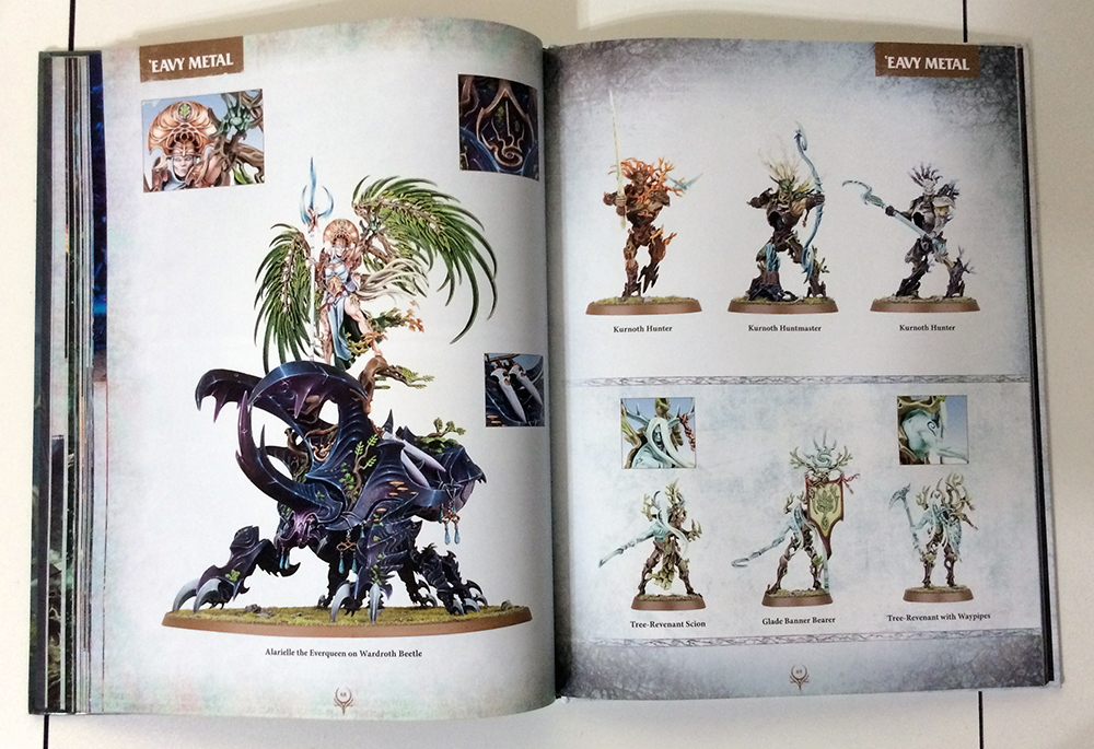 REVIEW: AoS Sylvaneth Battletome - Bell of Lost Souls