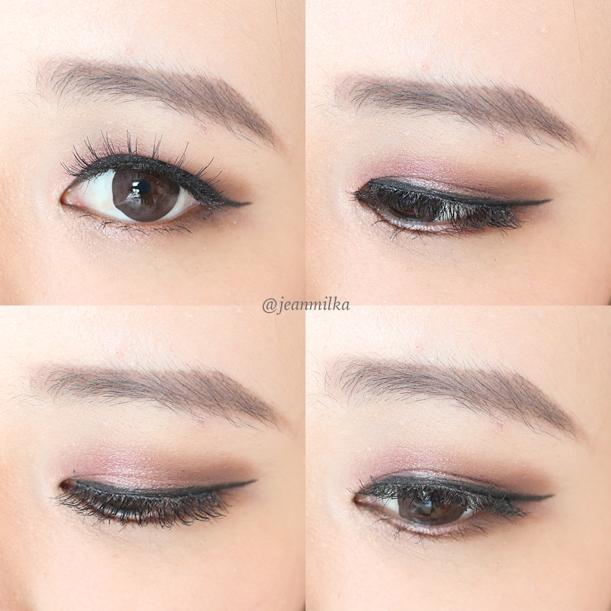 fall, makeup, fall makeup, makeup tutorial, fall makeup tutorial, asian eyes, makeup indonesia