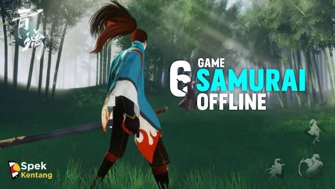 6 Game Samurai Offline Terbaik di Android 2020