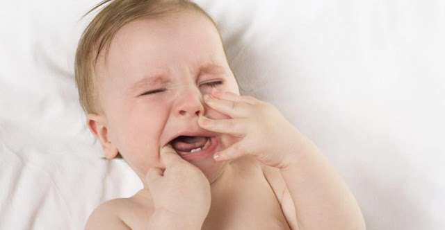 Causes of the continuous crying baby   my baby