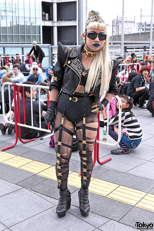 Lady Gaga Japonya Konseri What Happened To Elenda