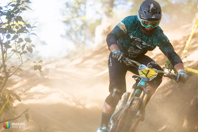 2016 Enduro World Series: Cerro Catedral, Argentina Day 1 Racing