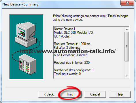 Adding New Device In KEPServer ~ Automation-Talk | All About