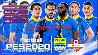 NEW PES ASIA 2020 Full Update (Liga 1 Shopee), Link Download Ada di sini
