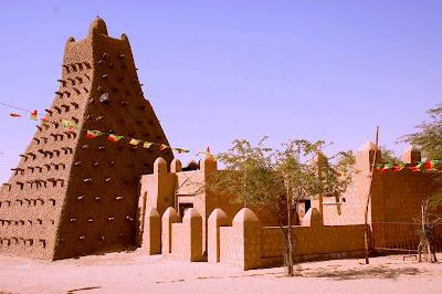 masjid di mali