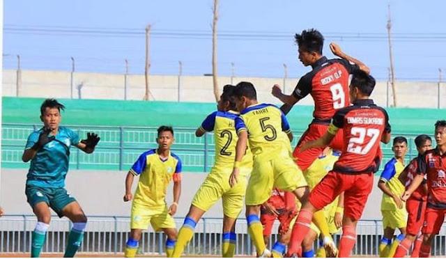 Semeru FC lawan Persegres