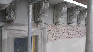 Fassadensanierung Ausbildung Stuckateur Stuck Belz