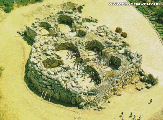 Az óriás építette templom
