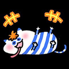 kanahei × hoshidora YuruYuru Sticker