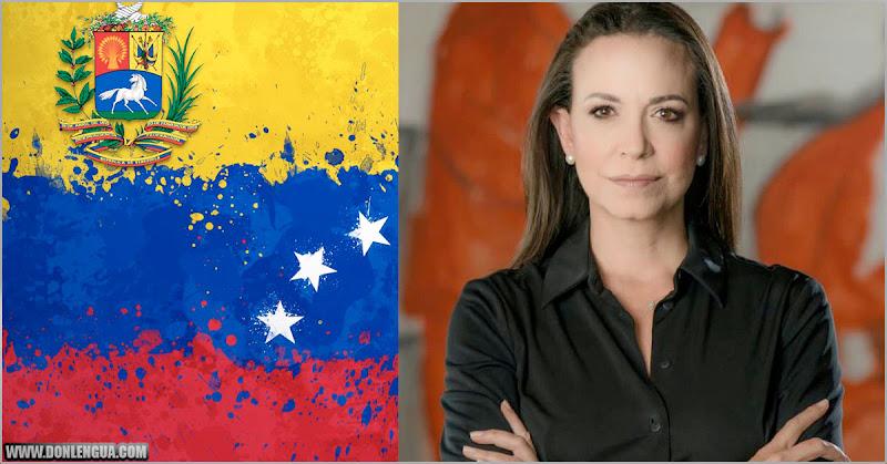 Maria Corina propone una coalición para sacar a Maduro de inmediato