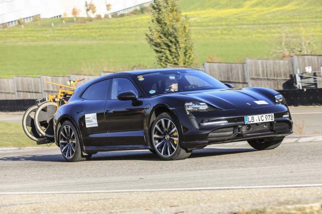 2021 Porsche Taycan Review