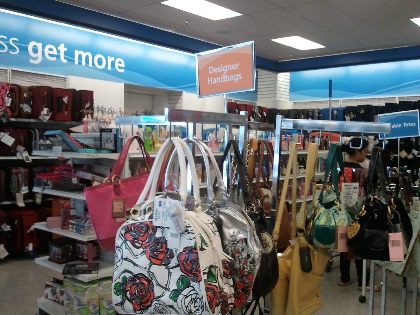 Pictured Designer Handbags At Ross