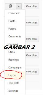 Cara Pasang Iklan AdSense Dalam Postingan Blog 2