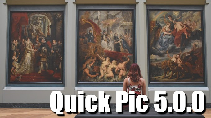 QuickPic 5.0.0 Versi Lama APK Android Gallery APP